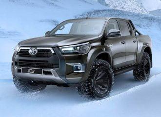 Το νέο Toyota Hilux έγινε κομάντο!