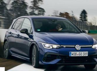 Έρχεται με φόρα το κορυφαίο VW Golf R Plus