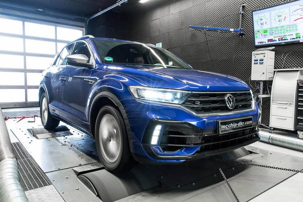 Ασταμάτητο VW T-Roc R 475 ίππων (+video)