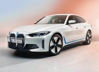 Νέο BMW i4 με έως 530 ηλεκτρικούς ίππους (+video)