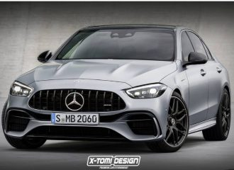 2λιτρη τουλάχιστον 500 ίππων η Mercedes-AMG C63