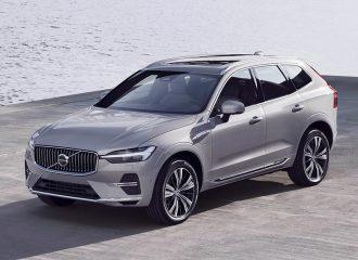 Ανανέωση στο Volvo XC60 και νέο infotainment