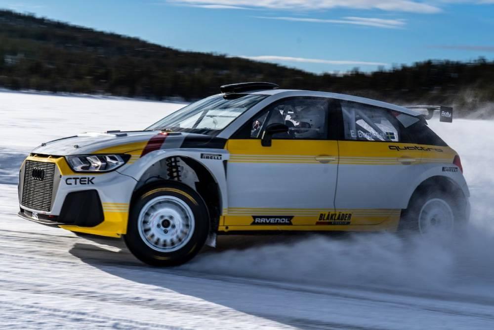 Το Audi Quattro επιστρέφει στο WRC! (+video)
