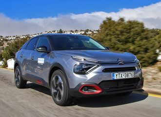 Δοκιμή Citroen C4 C-Cross 1.5 BlueHDi 130 PS EAT8