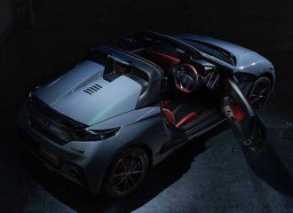 Αποχαιρετιστήριο Honda S660 Modulo X Version Z