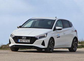 Νέο Hyundai i20 με τα χίλια μείον χίλια