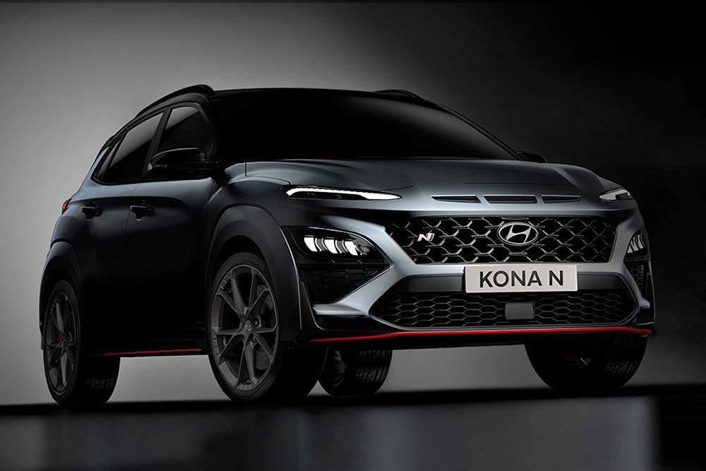 Δυναμίτης το νέο Hyundai Kona N!