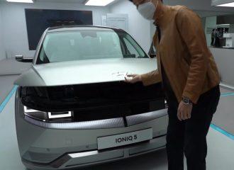 Τι κρύβεται κάτω από το καπό του Hyundai Ioniq 5;