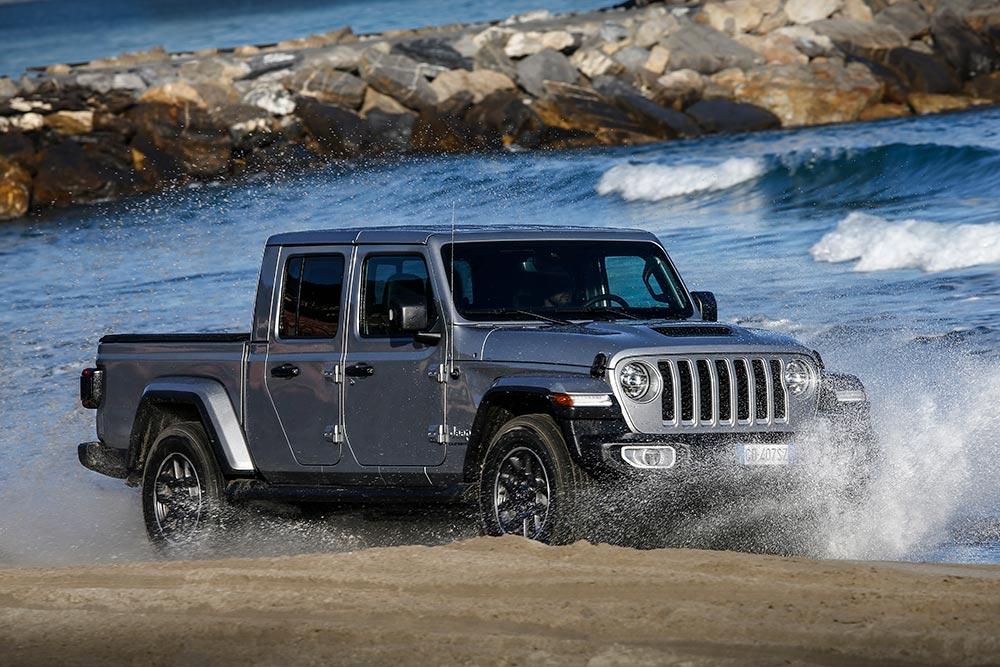 Οι τιμές του pickup Jeep Gladiator στην Ελλάδα
