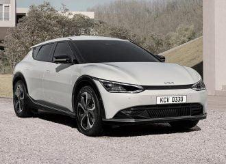 Αποκάλυψη του νέου crossover Kia EV6