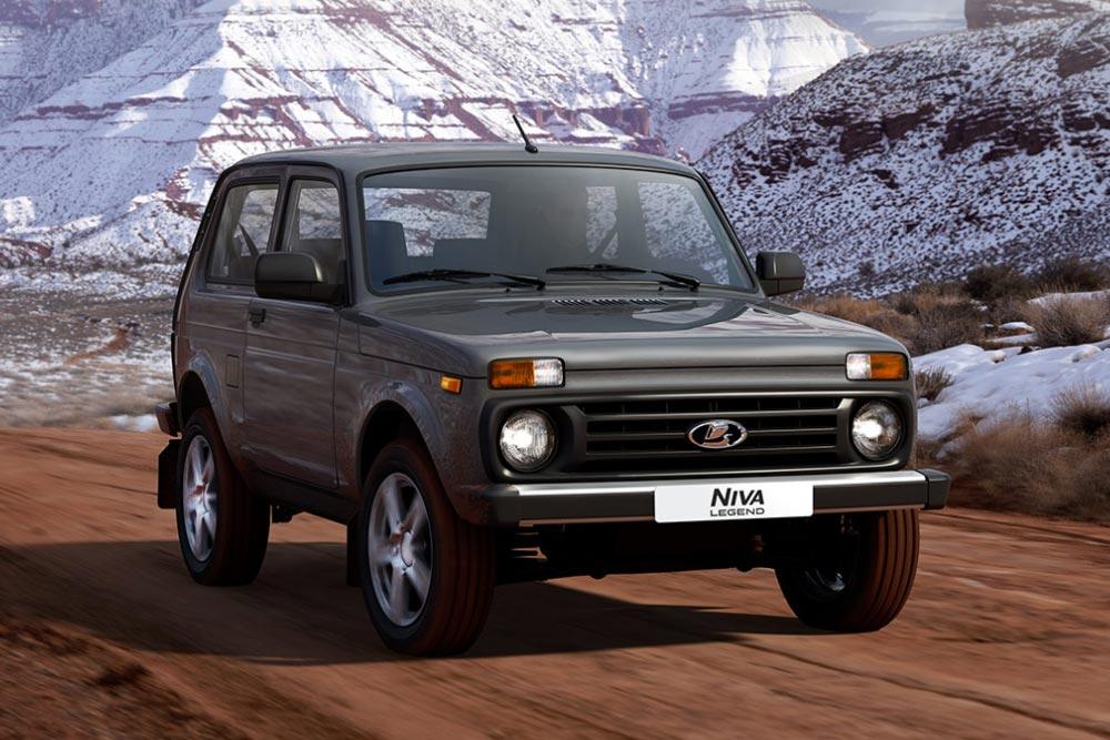 Από 8.990€ το Lada Niva Legend στην Ελλάδα (+τιμές)