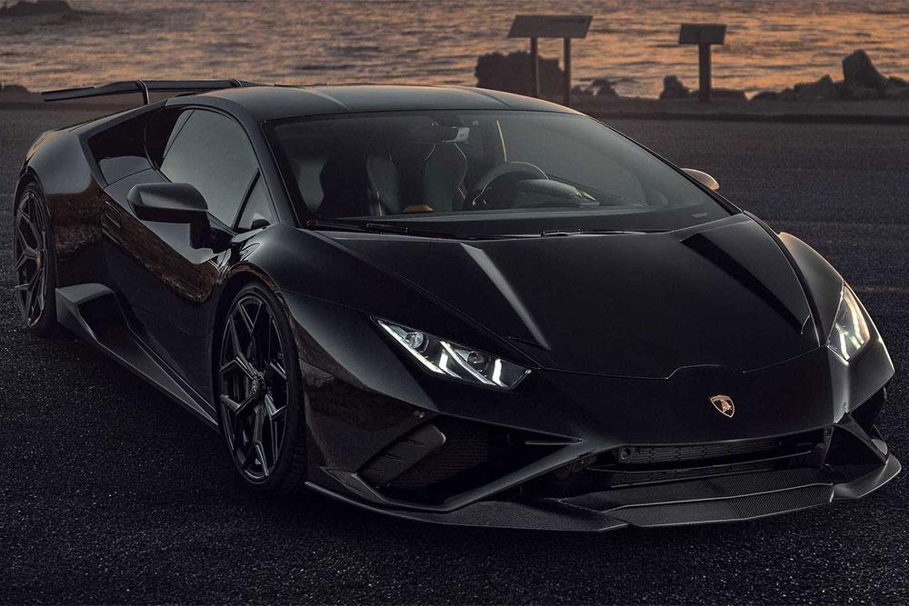 Τρομακτική Lamborghini Huracan Evo από τη Novitec
