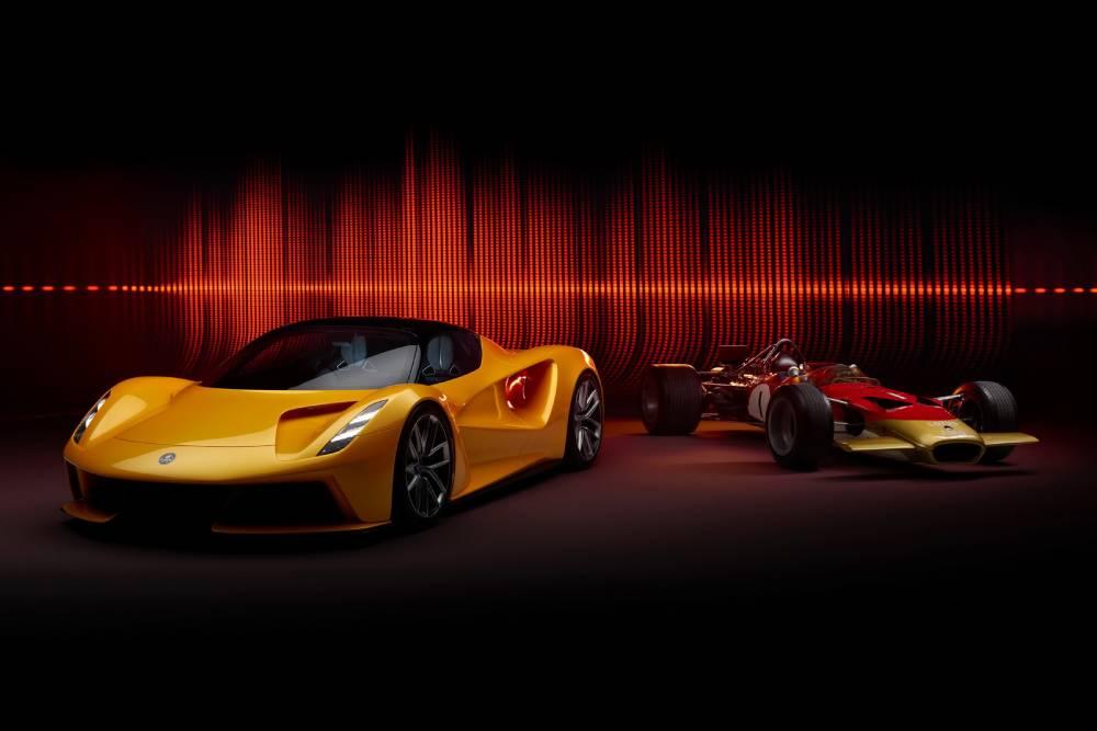 Με ήχο Formula 1 η Lotus των 2.000 ίππων (+video)