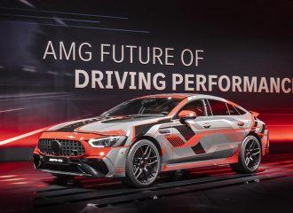 Μοτέρ 2.0Τ 640HP και 4.0 V8 810HP από τη Mercedes-AMG