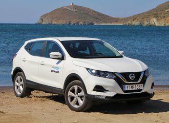 Μεγάλη προσφορά για το Nissan Qashqai