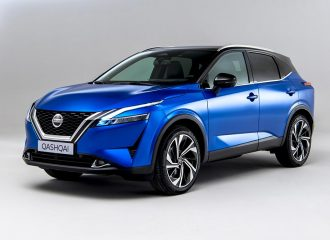 Πιο αλουμινένιο από ποτέ το νέο Nissan Qashqai