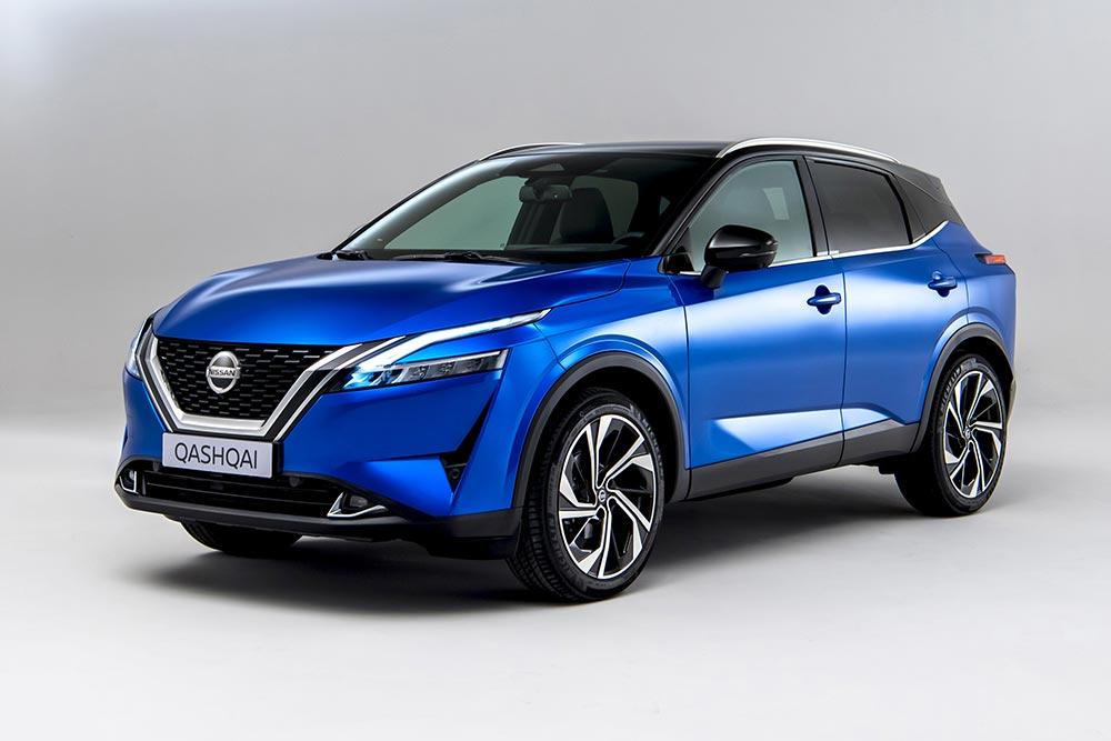 Οι πρώτες τιμές του νέου κορυφαίου Nissan Qashqai