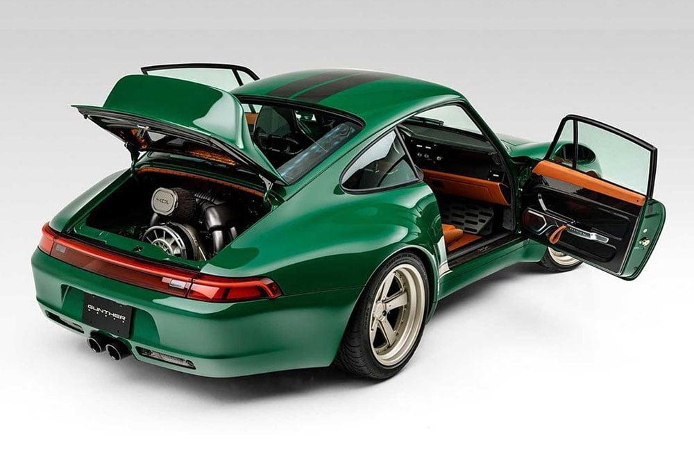 Κόσμημα Porsche 993 για εκατομμυριούχους