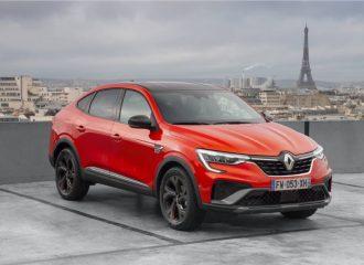 Πάτησε Ευρώπη το Renault Arkana