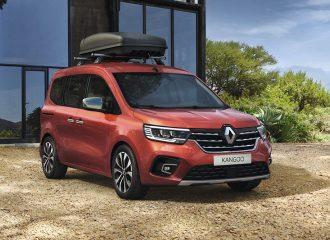 Νέο Renault Kangoo: Ολιστικά αναβαθμισμένο!