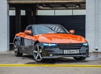 Το νέο ρωσικό roadster των 5.500 ευρώ