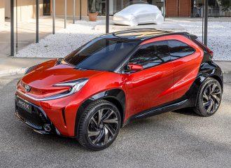 Γεμάτο Ευρώπη το νέο Toyota Aygo Prologue X (+video)
