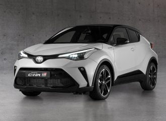 Ήρθε το νέο Toyota C-HR GR Sport. Δείτε τις τιμές