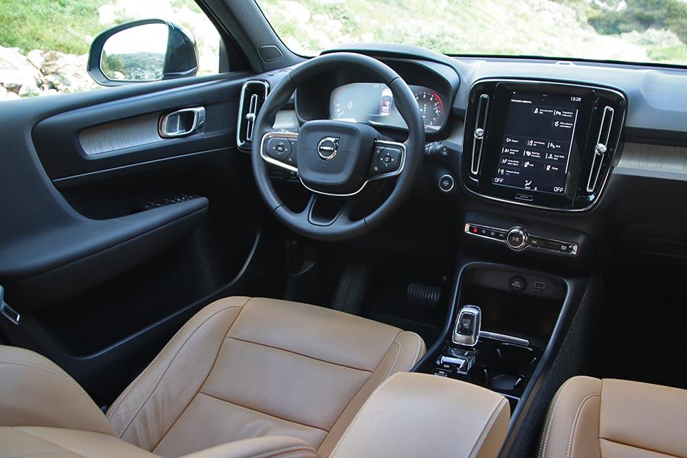 Τέλος οι δερμάτινες επενδύσεις από τα Volvo