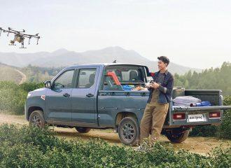 Το νέο διπλοκάμπινο αγροτικό των 7.600 ευρώ