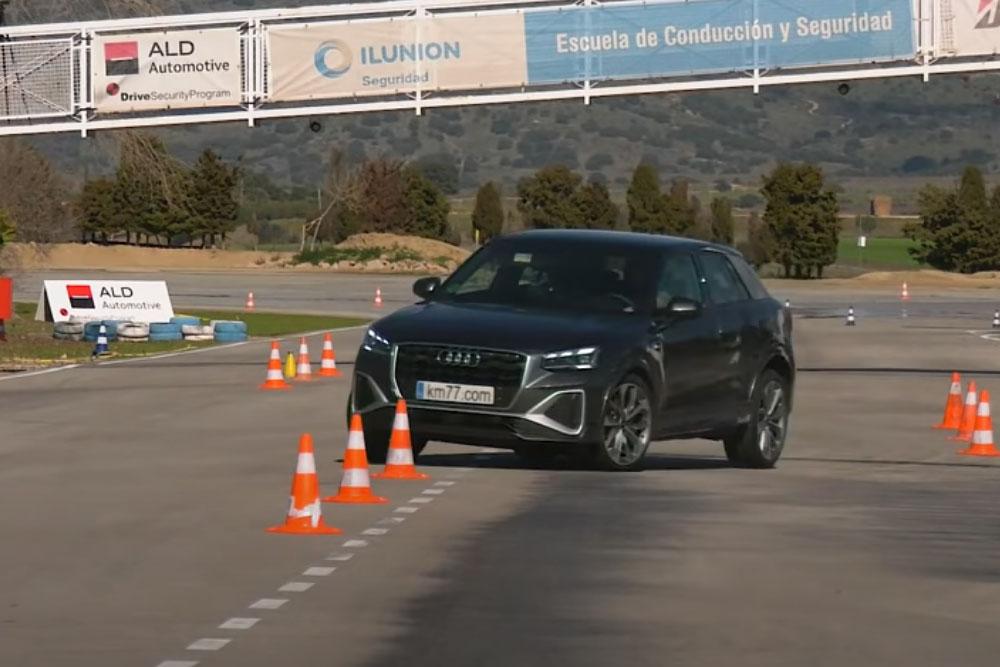 Τα κατάφερε οριακά στον «τάρανδο» το Audi Q2! (+video)