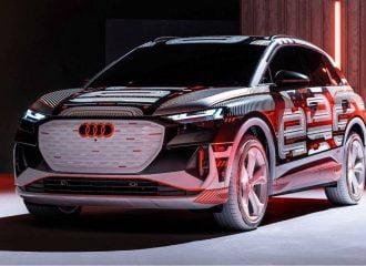Διαπεραστικό σαν ρεύμα το Audi Q4 e-tron