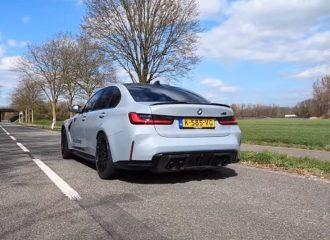 Πόσο γρήγορη είναι στα αλήθεια η BMW M3; (+video)