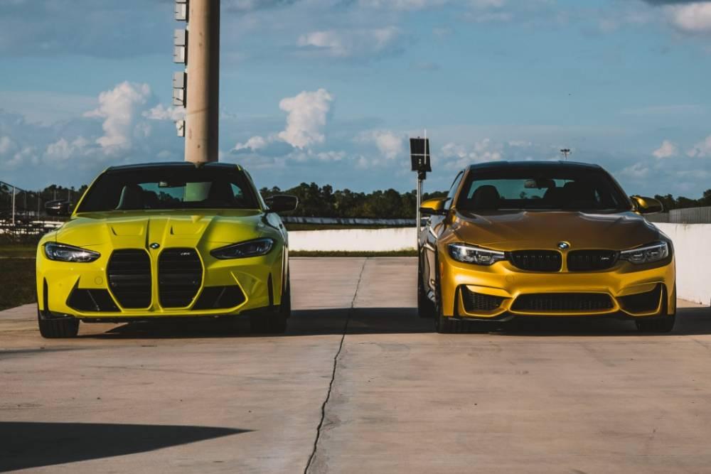 Νέα BMW M4 εναντίον παλιάς: Ποια προτιμάτε; (+video)