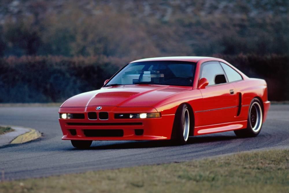 Η μοναδική BMW M8 E31 επιστρέφει στη δράση!