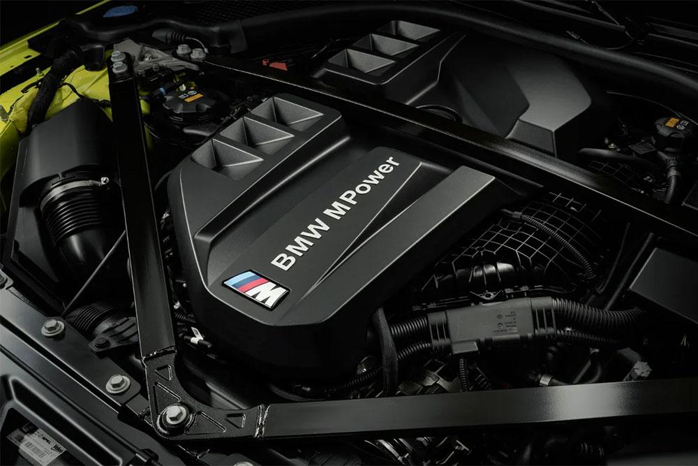 Η BMW δεν λέει όχι στους συμβατικούς κινητήρες!