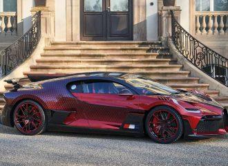 Η βαφή που έφερε τη Bugatti σε απόγνωση