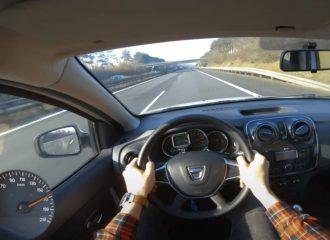 Τελικές της υπομονής με ατμοσφαιρικό Dacia Sandero