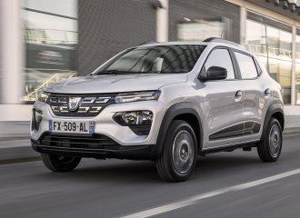 Οι πολύ αργές επιδόσεις του Dacia Spring