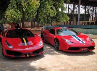 Η Ferrari 458 επισκιάζει την 488 στα μεταχειρισμένα