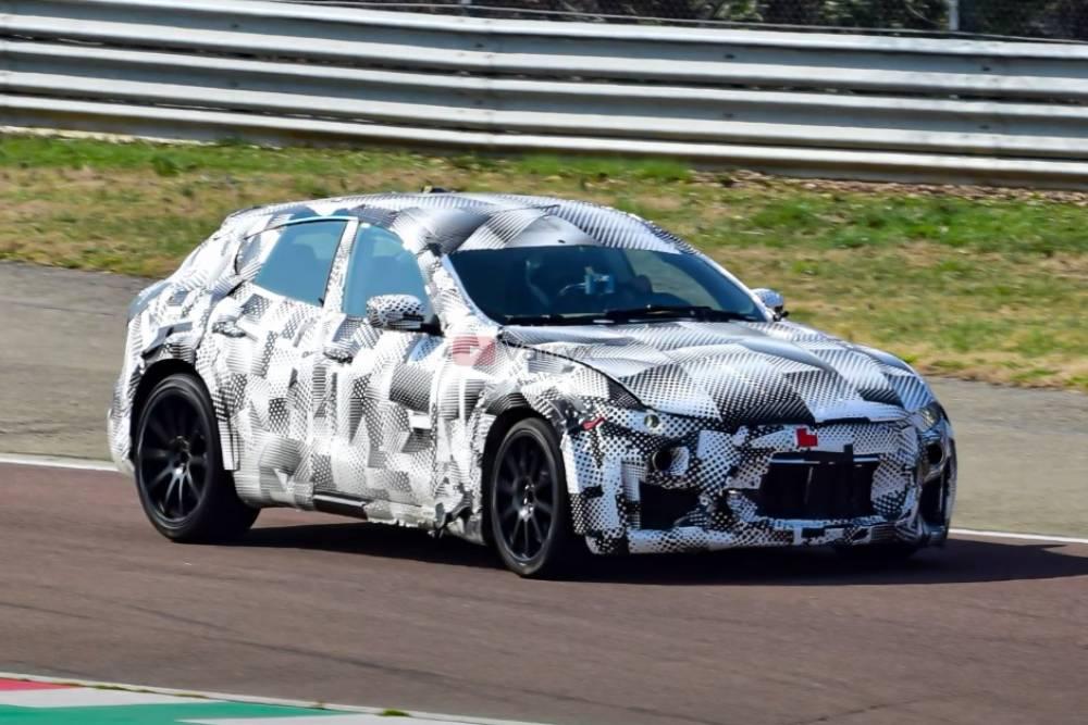 Ήχος και θέαμα από τη Ferrari Purosangue (+video)