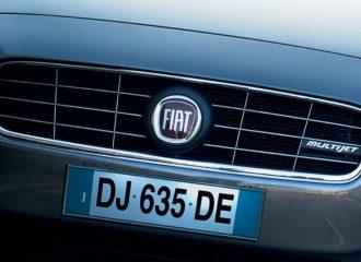 Ποιο Fiat είχε δεσμούς με Cadillac, Opel και Saab;
