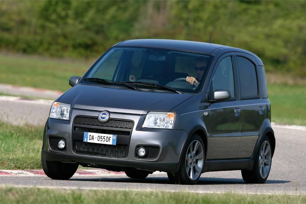 Η επίδοση-ορόσημο του Fiat Panda 100HP
