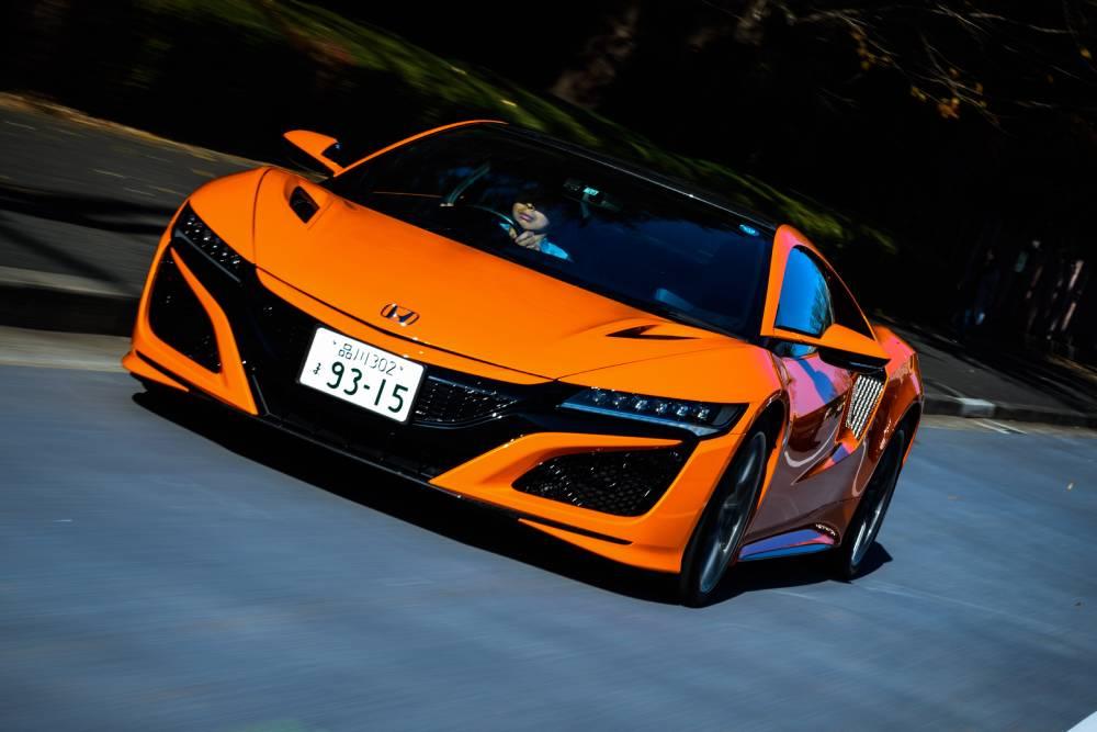 Τέλος το Honda NSX από την Ιαπωνία
