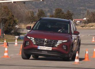 Απροβλημάτιστο το Hyundai Tucson στον τάρανδο
