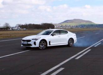Γλέντι με το Kia Stinger GT των 370 ίππων (+video)