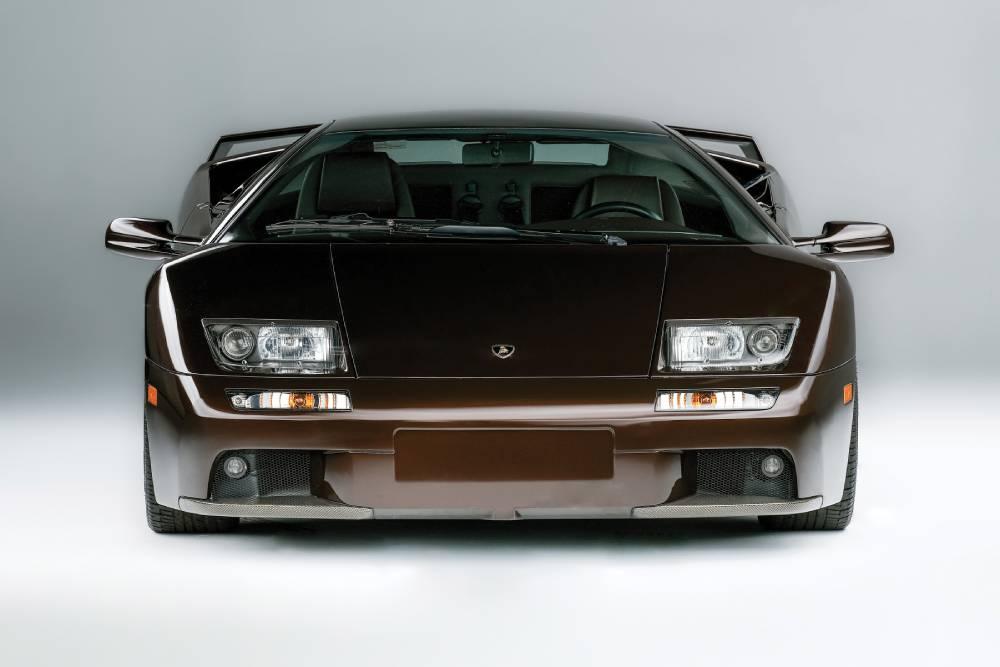 Πόσο κοστίζει η συντήρηση μιας Lamborghini Diablo;