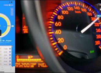 Πατητές ρεπρίζ με Mazda 3 MPS 562 ίππων (+video)