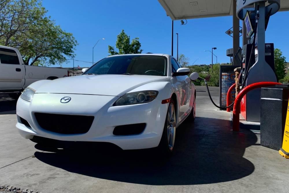Ποια είναι η πραγματική κατανάλωση του Mazda RX-8;