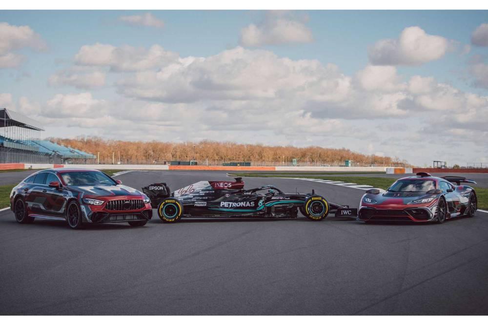 Έρχεται κτηνώδης Mercedes-AMG GT73 με 810 ίππους!