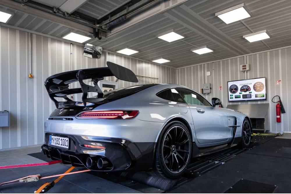 Φόβητρο Mercedes-AMG GT Black Series 1.111 ίππων